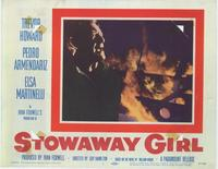 Stowaway Girl - 11 x 14 Movie Poster - Style F
