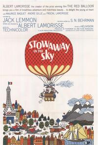 Stowaway in the Sky - 11 x 17 Movie Poster - Style A