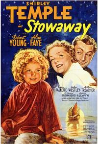 Stowaway - 11 x 17 Movie Poster - Style B