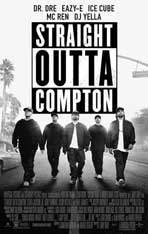 """Straight Outta Compton"" Movie Poster"