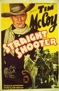 Straight Shooter - 11 x 14 Movie Poster - Style A