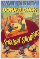 Straight Shooters - 11 x 17 Movie Poster - Style A