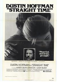 Straight Time - 27 x 40 Movie Poster - Style A
