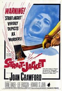 Strait-Jacket - 11 x 17 Movie Poster - Style C