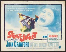 Strait-Jacket - 11 x 14 Movie Poster - Style C