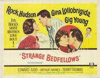 Strange Bedfellows - 11 x 14 Movie Poster - Style A