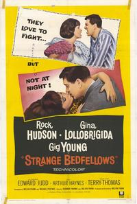 Strange Bedfellows - 11 x 17 Movie Poster - Style A
