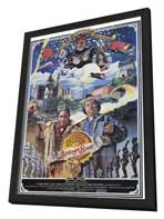 Strange Brew - 11 x 17 Movie Poster - Style B - in Deluxe Wood Frame