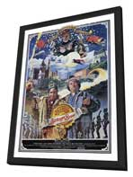 Strange Brew - 27 x 40 Movie Poster - Style A - in Deluxe Wood Frame