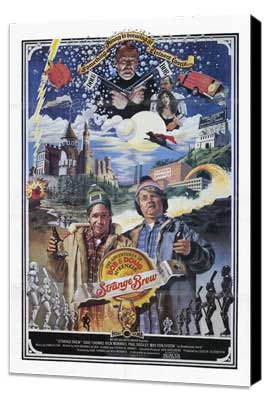 Strange Brew - 27 x 40 Movie Poster - Style A - Museum Wrapped Canvas