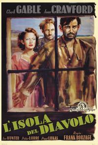 Strange Cargo - 11 x 17 Movie Poster - Italian Style A