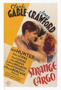 Strange Cargo - 11 x 17 Movie Poster - Style B