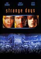 Strange Days - 27 x 40 Movie Poster - Style B