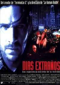 Strange Days - 27 x 40 Movie Poster - Spanish Style A