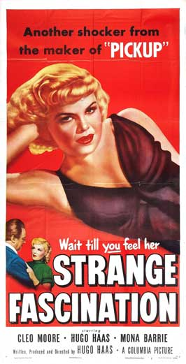 Strange Fascination - 20 x 40 Movie Poster - Style A