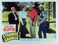 Strange Gamble - 11 x 14 Movie Poster - Style C
