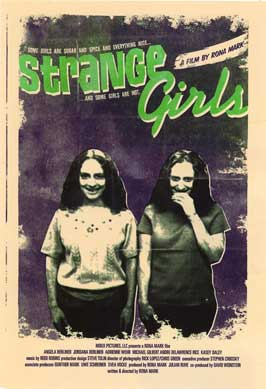 Strange Girls - 11 x 17 Movie Poster - Style A