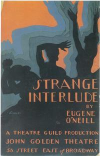 Strange Interlude (Broadway) - 14 x 22 Poster - Style A