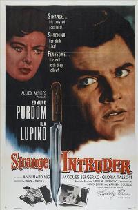 Strange Intruder - 11 x 17 Movie Poster - Style A