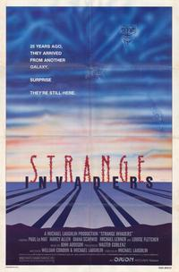 Strange Invaders - 27 x 40 Movie Poster - Style A