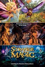 """Strange Magic"" Movie Poster"