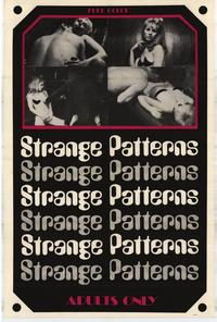 Strange Patterns - 11 x 17 Movie Poster - Style A