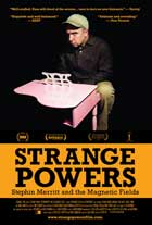 Strange Powers: Stephin Merritt and the Magnetic Fields - 43 x 62 Movie Poster - Bus Shelter Style A