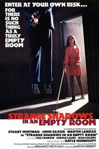 Strange Shadows in an Empty Room - 11 x 17 Movie Poster - Style A