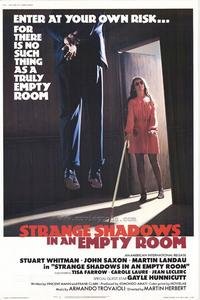 Strange Shadows in an Empty Room - 27 x 40 Movie Poster - Style A