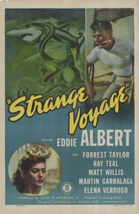 Strange Voyage - 11 x 17 Movie Poster - Style A