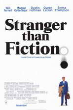 Stranger Than Fiction - 11 x 17 Movie Poster - Style A