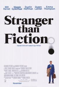 Stranger Than Fiction - 27 x 40 Movie Poster - Style A