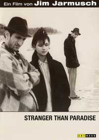 Stranger Than Paradise - 11 x 17 Movie Poster - German Style A