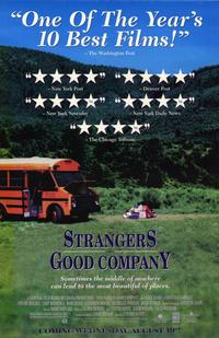 Strangers in Good Company - 11 x 17 Movie Poster - Style A