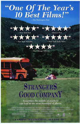 Strangers in Good Company - 27 x 40 Movie Poster - Style B