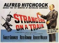 Strangers on a Train - 11 x 14 Movie Poster - Style A