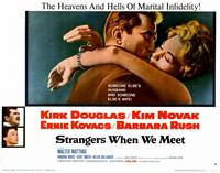 Strangers When We Meet - 11 x 14 Movie Poster - Style A