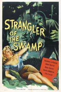 Strangler of the Swamp - 11 x 17 Movie Poster - Style A