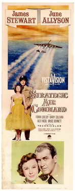 Strategic Air Command - 14 x 36 Movie Poster - Insert Style A