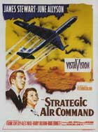 Strategic Air Command - 11 x 17 Movie Poster - French Style A