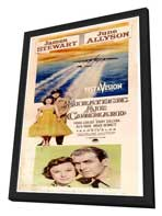 Strategic Air Command - 14 x 36 Movie Poster - Insert Style A - in Deluxe Wood Frame