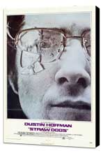 Straw Dogs - 27 x 40 Movie Poster - Style B - Museum Wrapped Canvas