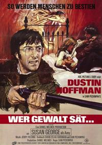 Straw Dogs - 11 x 17 Movie Poster - German Style A