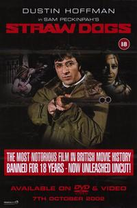 Straw Dogs - 11 x 17 Movie Poster - Style C