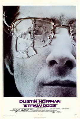Straw Dogs - 27 x 40 Movie Poster - Style B