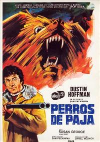 Straw Dogs - 11 x 17 Movie Poster - Spanish Style A