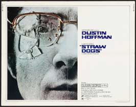 Straw Dogs - 22 x 28 Movie Poster - Half Sheet Style A