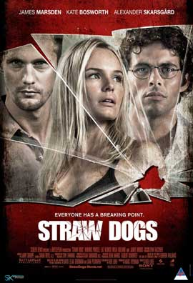 Straw Dogs - 11 x 17 Movie Poster - South Africa Style A