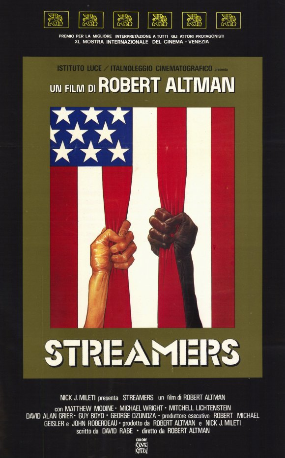 streamers movie posters from movie poster shop