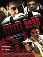 Street Boss - 43 x 62 Movie Poster - Bus Shelter Style A